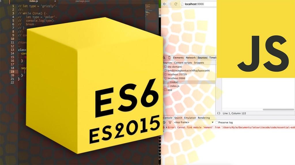 ES2015 ES6