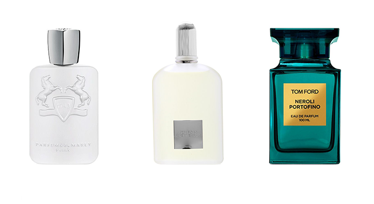عطر tom ford grey vetiver neroli portofino parfums de marley galloway